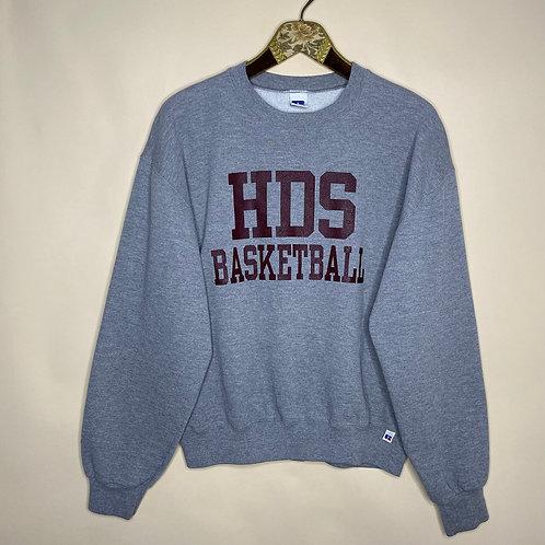 Vintage Sweater HDS Basketball Unisex 80's 90's (S-M)