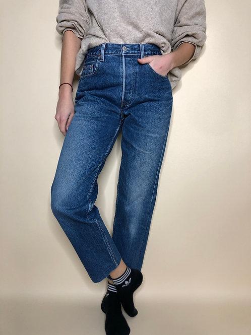 Vintage Highwaist Jeans Levi's 518 80's 90's (S)