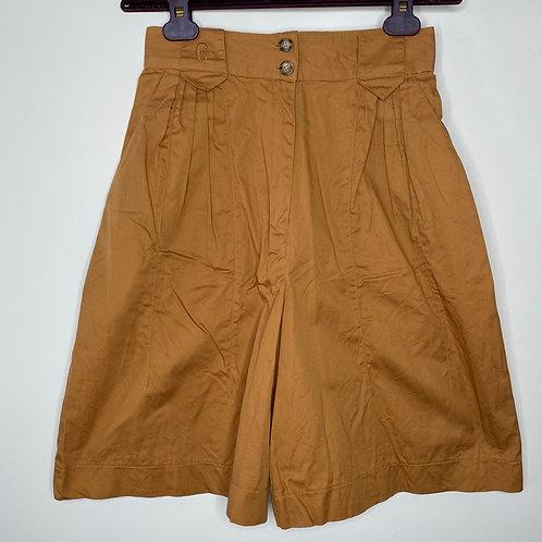 Vintage Highwaist Shorts Peach 80's 90's (XS)
