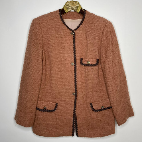*Gilmore Girls Collection* Vintage Woll Blazer 80's 90's (M)