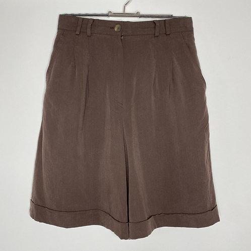 Vintage Shorts Braun 80's 90's (S)