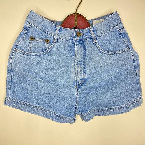 Vintage Highwaist Jeans Shorts Mash 80's 90's (S)