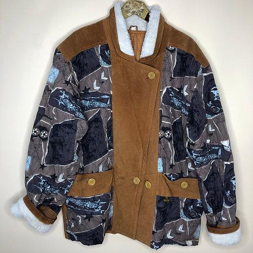 Vintage Navajo Jacket Unisex 80's 90's (XL-XXL)