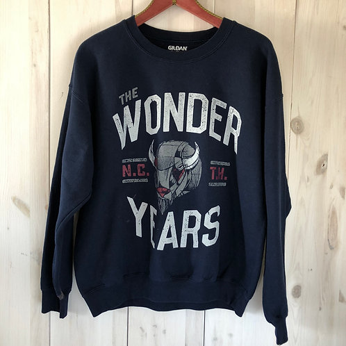 Vintage Sweater Jumper Unisex 80's 90's (L-XL)