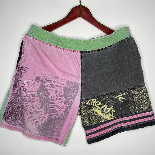 *Appreciate Me* Vintage Retro Shorts Unisex (2XL-3XL)