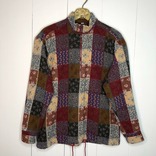 Vintage Woll Sweater 80's 90's (L)
