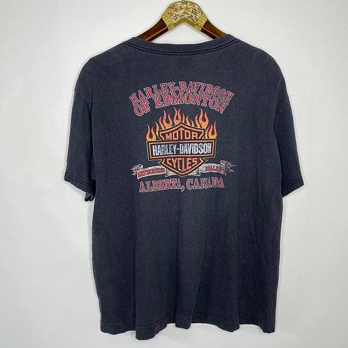 Vintage T-Shirt 2001 Harley Davidson Unisex (M-L)
