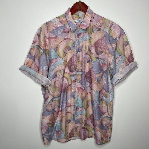 Vintage Hemd Jean Maseric Paris Unisex 80's 90's (XL-XXL)