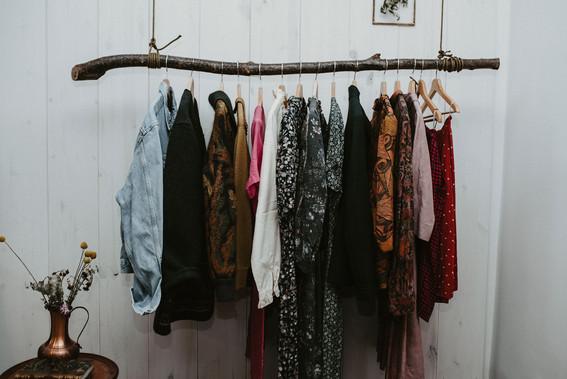 Vintage Kleidung