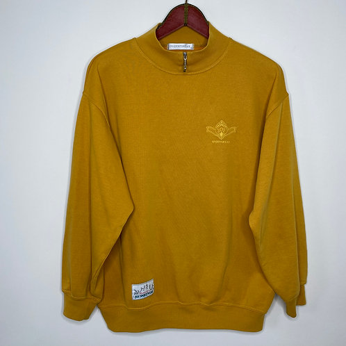 Vintage Sweater Curry 80's 90's (M-L)