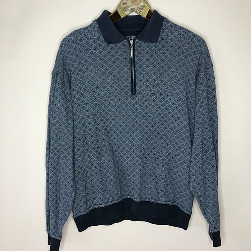 Vintage Baumwoll Sweater Unisex 80's 90's (S-M)