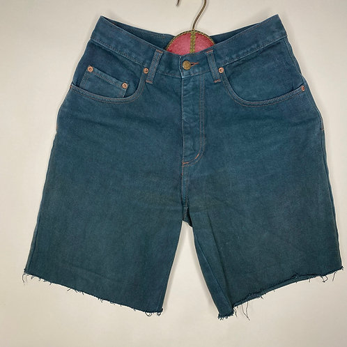 Vintage Highwaist Jeans Shorts Pepe 80's 90's (S)