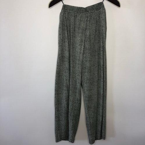 Vintage Highwaist Stoffhose 80's 90's (S)