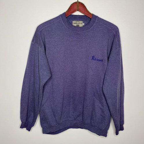 Vintage Pullover Revan's Lila 80's 90's (L)