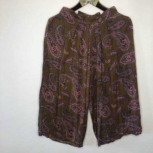Vintage Highwaist Culottes 80's 90's (S)