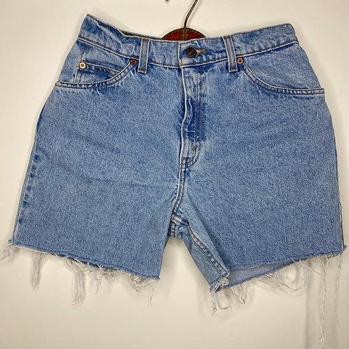 Vintage Highwaist Jeans Shorts Levi's 80's 90's (S)