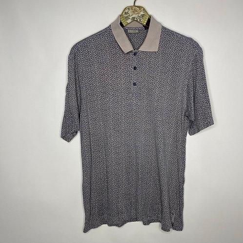 Vintage Polo Shirt Baumwolle Unisex 80's 90's (S-M)