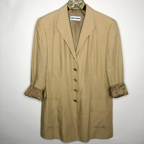 Vintage Long Blazer Jacke Gerry Weber 80's 90's (M-L)