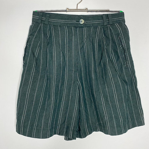 Vintage Shorts Leinen Time Collection 80's 90's (S)