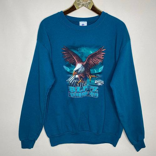 Vintage NFL Sweater Philadelphia Eagles Unisex 80's 90's (S-M)