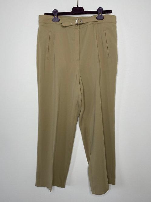Vintage Bundfaltenhose 80's 90's (L)