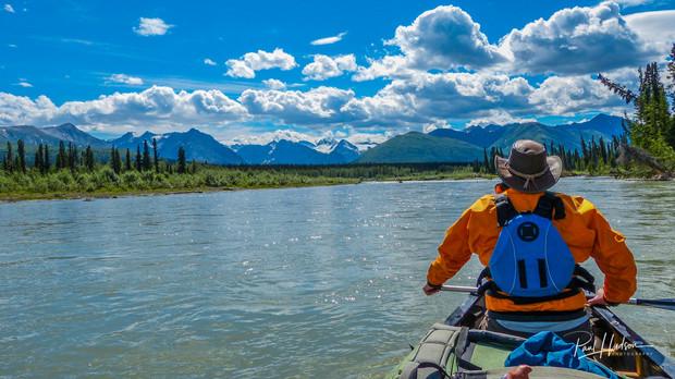 Hess River Yukon