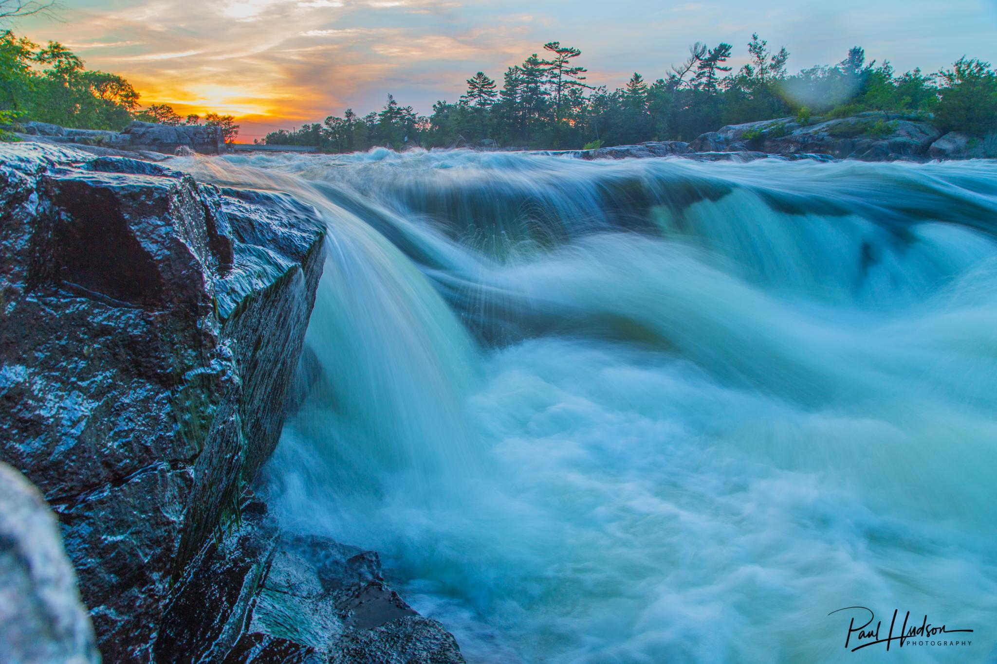 Burley Falls