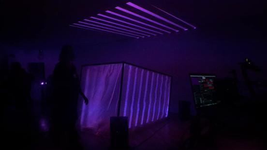 A/V Light Installation
