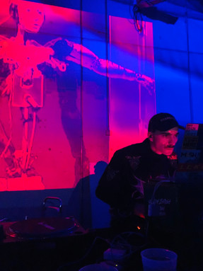 Live A/V at Ars Electronica 2019