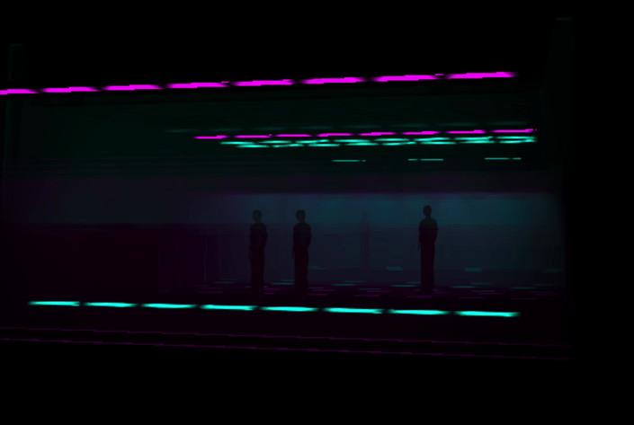 Floor Light Concept
