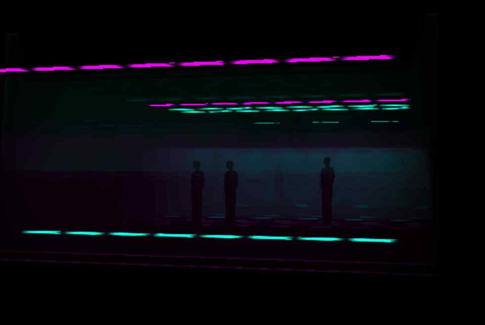 3D Visualisation of DMX Light Setup