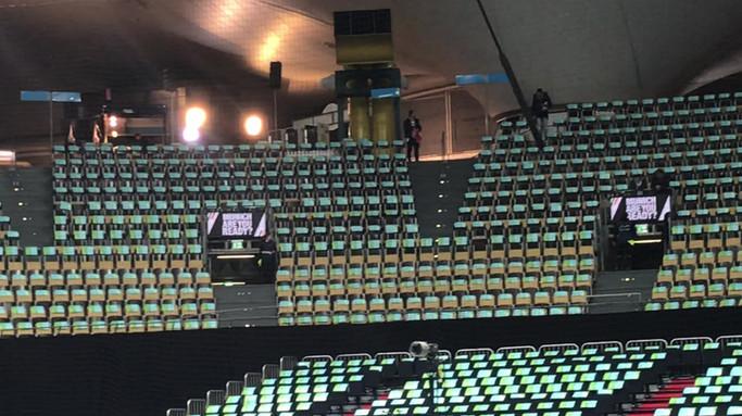 Handball World Championship Stadium Production