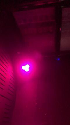 Light Setup @ Ohm