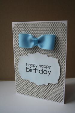 Maja - Birthday card