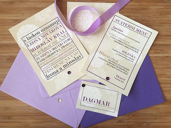 Wedding kit - Leona