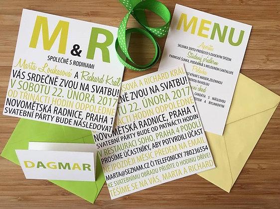 Wedding kit - Marta