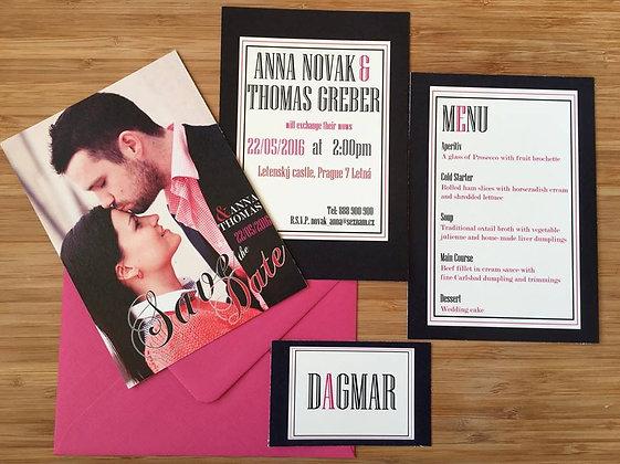 Wedding kit - Anna