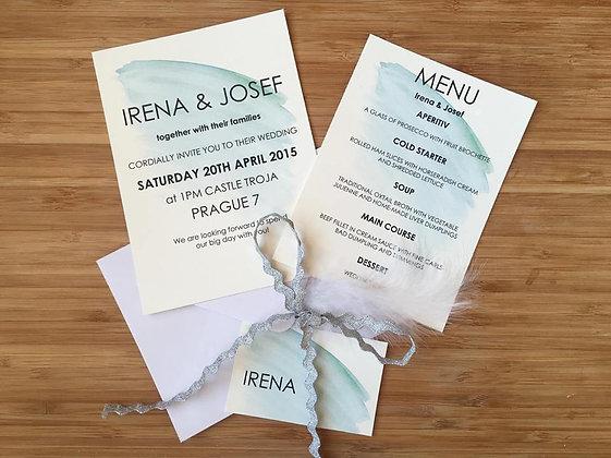 Wedding kit - Irena