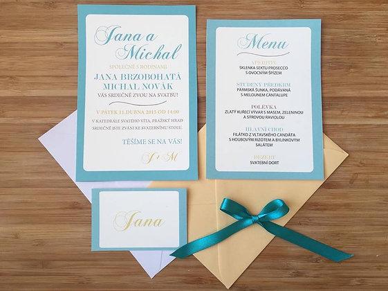 Wedding kit - Jana
