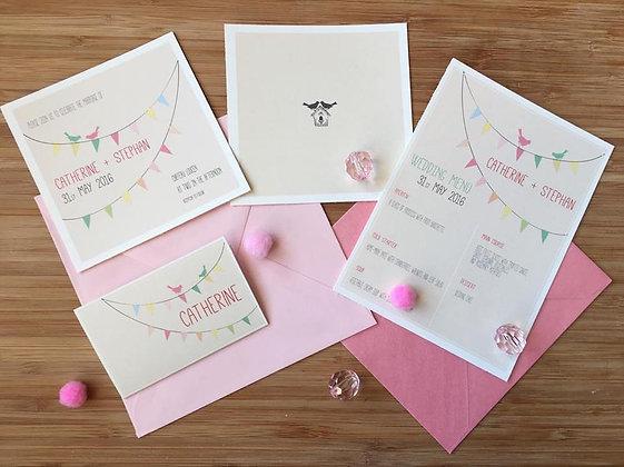 Wedding kit - Catherine