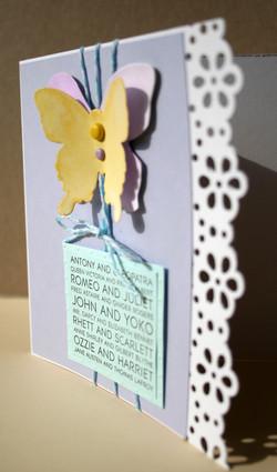 Lena - wedding invitation
