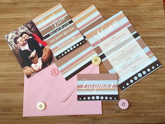 Wedding kit - Sara