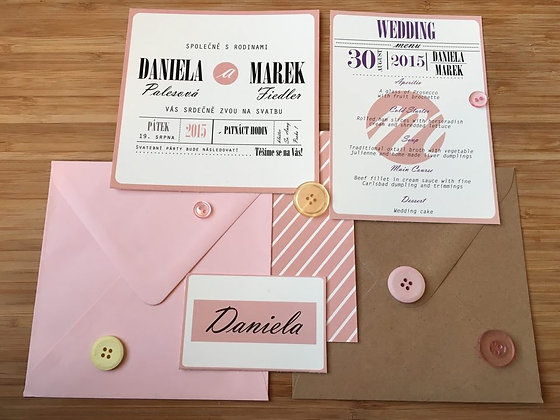 Wedding kit - Dana