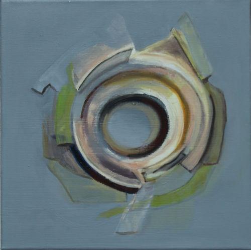 Plantationocene #9 Oil on canvas_37 x 37