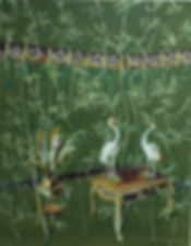 Tete-a-Tete_Oil on canvas_90 x 70 cm_202