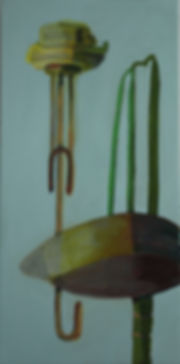 Plantationocene #12 Oil on canvas_80 x 4