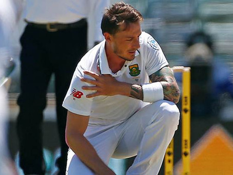 What Really Happened When Dale Steyn Fractured His Shoulder?