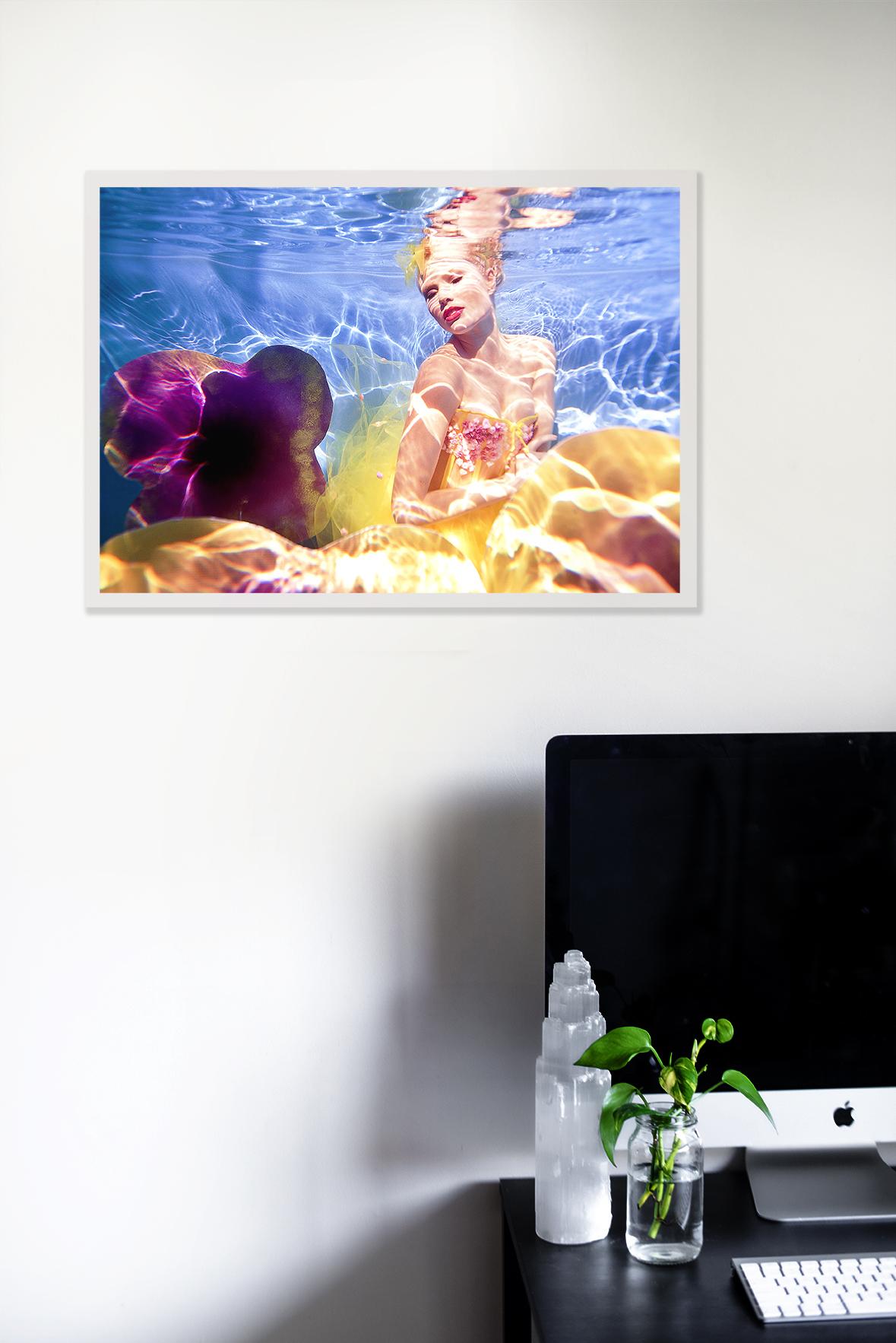 lovelost 40x60cm print underwater