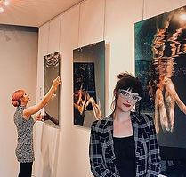 Beth Mitchell Lethbridge Gallery Exhibition Solo Show 2020