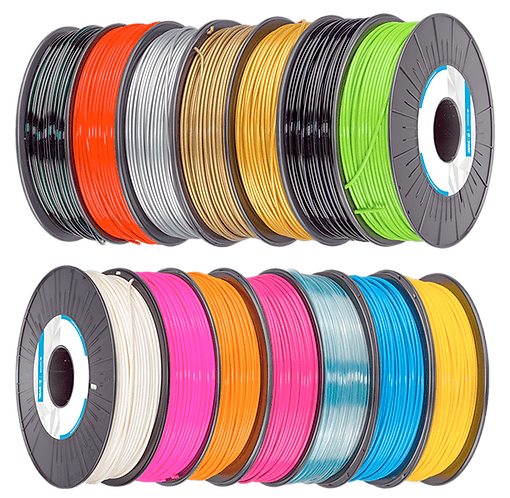 Filament 3D PLA Ultrafuse  - 750g